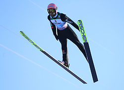 01.01.2020, Olympiaschanze, Garmisch Partenkirchen, GER, FIS Weltcup Skisprung, Vierschanzentournee, Garmisch Partenkirchen, im Bild Pius Paschke // during the Four Hills Tournament of FIS Ski Jumping World Cup at the Olympiaschanze in Garmisch Partenkirchen, Germany on 2020/01/01. EXPA Pictures © 2019, PhotoCredit: EXPA/ SM<br /> <br /> *****ATTENTION - OUT of GER*****