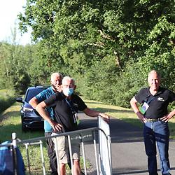 22-08-2020: Wielrennen: NK vrouwen: Drijber<br /> Vrijwilligers Courage Events