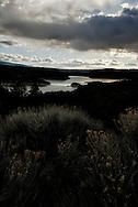 Flaming Gorge Reservoir, Flaming Gorge Dam, Flaming Gorge National Recreation Area, Utah