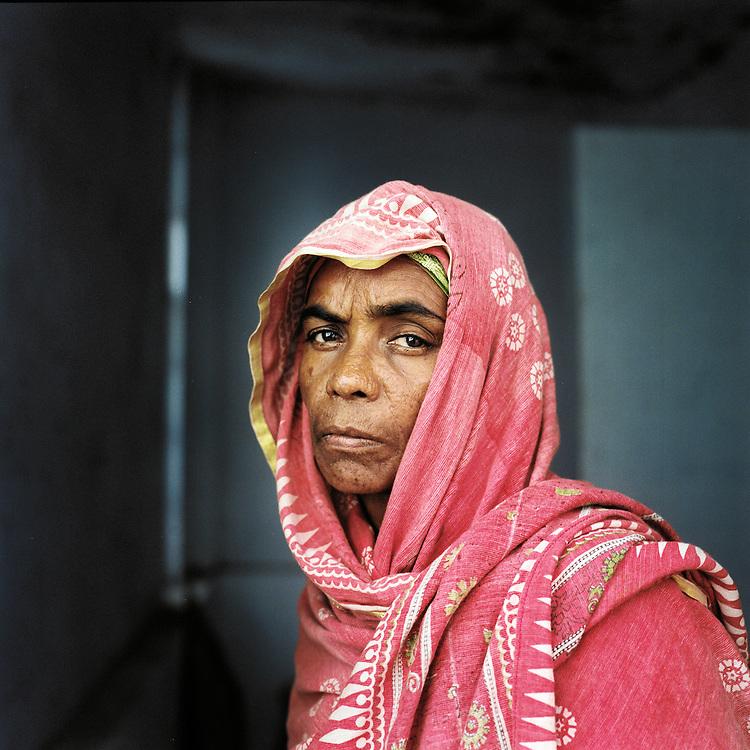 Nujahan. Sirajganj, Bangladesh. August 2011.