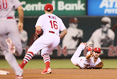 Cincinnati Reds v St. Louis Cardinals - 13 Sept 2017