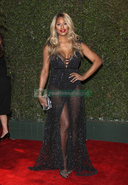 49th Annual NAACP Image Awards - Los Angeles. 15 Jan 2018 Pictured: Laverne Cox. Photo credit: Jaxon / MEGA TheMegaAgency.com +1 888 505 6342