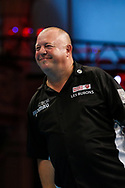 Mervyn King during the BetVictor World Matchplay at Winter Gardens, Blackpool, United Kingdom on 22 July 2018. Picture by Chris Sargeant.