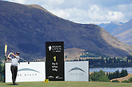 Nick Cullen (AUS) In action during the second round of the New Zealand Open 2020, Millbrook Resort, Queenstown, New Zealand. 26/02/2020<br /> Picture: Golffile | Phil Inglis<br /> <br /> <br /> All photo usage must carry mandatory copyright credit (© Golffile | Phil Inglis)