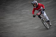 Cruiser - 12 & Under Men #19 (ST DENNIS Dane) CAN at the 2018 UCI BMX World Championships in Baku, Azerbaijan.