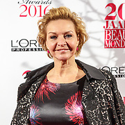 NLD/Amsterdam/20160118 - Beau Monde Awards 2016, Mariska van kolck