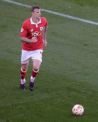 Bristol City's Aden Flint - Photo mandatory by-line: Alex James/JMP - Mobile: 07966 386802 - 11/10/2014 - SPORT - Football - Bristol - Ashton Gate - Bristol City v Chesterfield - Sky Bet League One