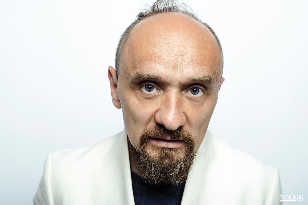 Warszawa, Polska. 05.06.2019r.<br /> Jan Klata reżyser teatralny,<br /> Fot. Adam Tuchlinski dla Newsweek Polska