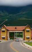 Alto Caparao_MG, Brasil...Entrada da cidade de Alto Caparao...The entrace of Alto Caparao town...Foto: BRUNO MAGALHAES / NITRO