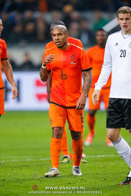 NLD/Amsterdam/20121114 - Vriendschappelijk duel Nederland - Duitsland, Nigel de Jong
