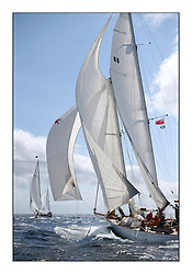 Day five of the Fife Regatta, Race from Portavadie on Loch Fyne to Largs. <br />