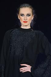 © Licensed to London News Pictures. 23/11/2013, UK.  House of Khaleeji, Saverah Islamic Fashion Weekend, Global Peace & Unity Event, Excel, London UK, 23 November 2013. Photo credit : See Li/Piqtured/LNP