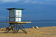 USA, Santa Cruz California, the beach