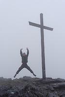 Climbing Carrauntoohil, Ireland's highest mountain