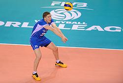 20150614 NED: World League Nederland - Finland, Almere<br /> Tomi Rumpunen #23