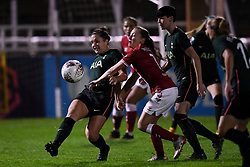 Charlie Wellings of Bristol City Women - Mandatory by-line: Ryan Hiscott/JMP - 14/11/2020 - FOOTBALL - Twerton Park - Bath, England - Bristol City Women v Tottenham Hotspur Women - Barclays FA Women's Super League