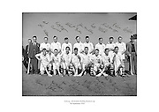Galway, All Ireland Hurling Final runners-up.<br /> <br /> 7th September 1953<br /> 07/09/1953