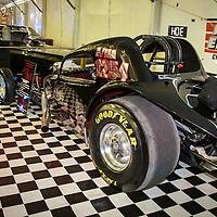 Nick Gardiner's (1254) Fiat Toppolino on display at Motorvation 28