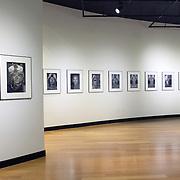 Garmsir Marines exhibition at the Southeast Museum of Photography at Daytona University, Florida.