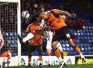 Crystal Palace v Wolverhampton Wanderers 030309