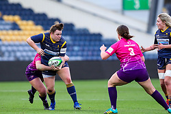 Flo Long of Worcester Warriors Women - Mandatory by-line: Nick Browning/JMP - 24/10/2020 - RUGBY - Sixways Stadium - Worcester, England - Worcester Warriors Women v Wasps FC Ladies - Allianz Premier 15s- Mandatory by-line: Nick Browning/JMP - 14/11/2020 - RUGBY - Sixways Stadium - Worcester, England - Worcester Warriors Women v Loughborough Lightning - Allianz Premier 15s