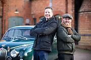 Salvage Hunters - Vintage Cars - Shot at Fanham Pottery.