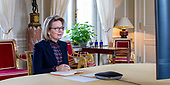 January 21, 2021 (BE): Dutch Kasteel van Laken Virtual Conversation With Teach For Belgium