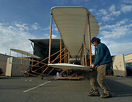 Tom Ivivcevich_Wright Bros. Replica Project_2003