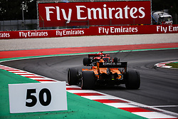 May 13, 2018 - Barcelona, Catalonia, Spain - 14 Fernando Alonso from Spain with McLaren Renault MCL33 during the Spanish Formula One Grand Prix at Circuit de Catalunya on May 13, 2018 in Montmelo, Spain. (Credit Image: © Xavier Bonilla/NurPhoto via ZUMA Press)