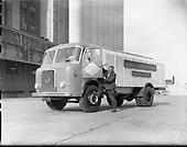 1961 - Seddon lorry for Merchant Warehousing Co. Ltd.