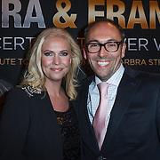 NLD/Amsterdam/20131101 - Premiere Barbra & Frank The Concert That Never Was, Nance Coolen en partner Pyco