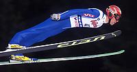 Val di Fiemme/Predazzo.2003-02-22/ Hopp stor bakke K120<br />Sigurd Pettesen<br />Foto, Calle Toernstroem