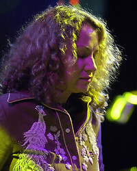 Joan Osborne with The Dead in concert at the Hartford Meadows 21 June 2003