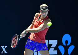 January 19, 2019 - Melbourne, Australia - Australian Open - Angelique Kerber - Allemagne (Credit Image: © Panoramic via ZUMA Press)