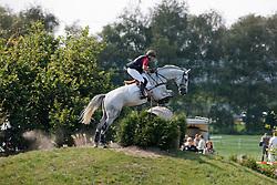 De Jamblinne Geoffroy (BEL) - Never Fly<br /> CIC3* Breda Hippique 2010<br /> © Dirk Caremans