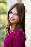 Bat Mitzvah girl, Modiin, Israel. Photography by Debbie Zimelman, Modiin Israel