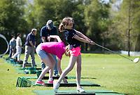 ALMERE - Drivin range,  Open Golfdag van de NGF / NVG .  COPYRIGHT KOEN SUYK
