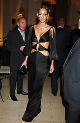 Model LISA BUTCHER at a evening to celebrate the unveiling of the British Luxury Club at The Orangery, Kensington Palace, London W8 on 16th September 2004.<br />