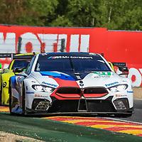 #81, BMW Team MTEK, BMW M8 GTE, LMGTE Pro, driven by: Martin Tomczyk, Nicky Catsburg, FIA WEC 6hrs of Spa 2018, 05/05/2018,