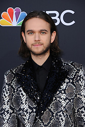 Zedd at the 2019 Billboard Music Awards held at the MGM Grand Garden Arena in Las Vegas, USA on May 1, 2019.