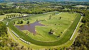 Queen's Cup Steeplechase, Brooklandwood property one week before race day.