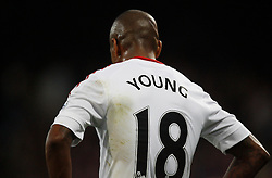 Ashley Young of Manchester United  - Mandatory byline: Jack Phillips/JMP - 07966386802 - 31/10/2015 - SPORT - FOOTBALL - London - Selhurst Park Stadium - Crystal Palace v Manchester United - Barclays Premier League