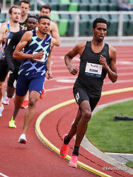 USATF Grand Prix track and field meet<br /> April 24, 2021 Eugene, Oregon, USA<br /> adidas