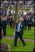 GERALD FOX, Qatar Prix de L'Arc de Triomph. Longchamp. Paris. 5 October 2014.