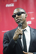 Raphael Saddiq in the Media Room at The 2009 Essence Music Festival held at The Superdome in New Orleans, Louisiana on July 5, 2009