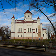 Cathedral of the Theotokos, orthodox church in Vilnius, Lithuania