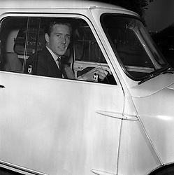 File photo dated 04/11/61 of Lord Snowdon who has died peacefully at his home on Friday aged 86, a family spokesman has said.