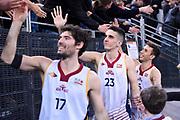 Bojan Matic<br /> Virtus Roma - Givova Scafati<br /> Campionato Basket LNP 2018/2019<br /> Roma 14/04/2019<br /> Foto Gennaro Masi / Ciamillo-Castoria