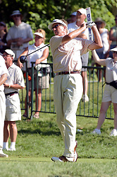 16 July 2006 D.J. Trahan. The John Deere Classic is played at TPC at Deere Run in Silvis Illinois, just outside of the Quad Cities