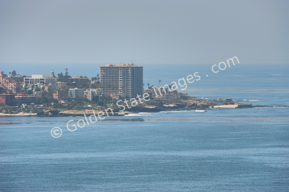 A favorite view of La Jolla, shot from Torrey Pines looking south.